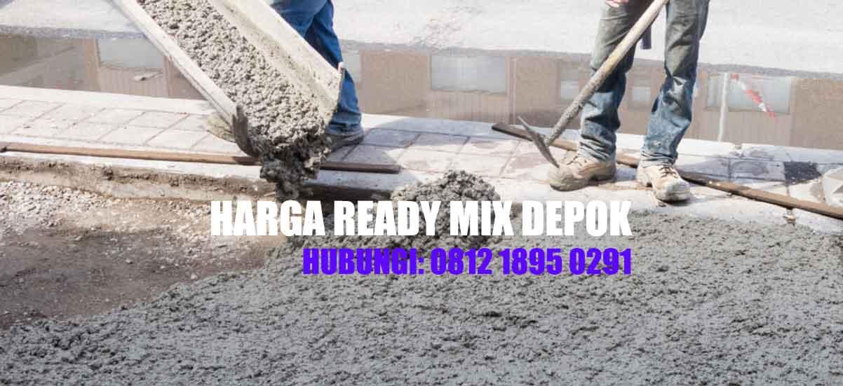 Harga Beton Cor Ready Mix Depok